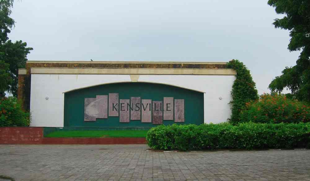Club Kensville Golf Resort near Nalsarovar